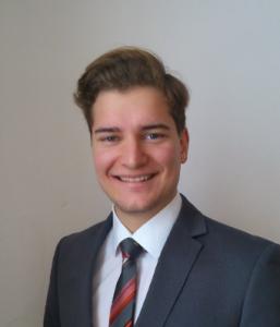 Benedikt Peterseil (Vizepräsident für Finanzen)